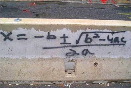 Quadratic Grafitti