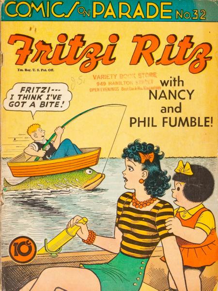 Nancy & Fritzi Ritz 2