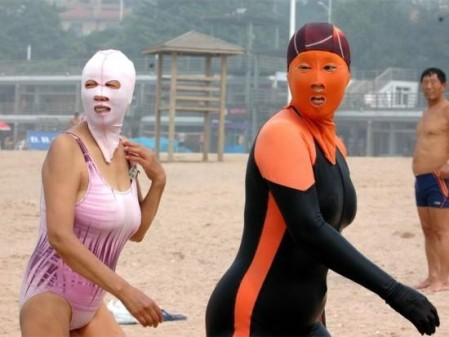 Chinese Sunscreen