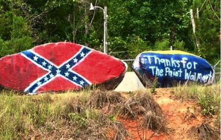 Confederate Paint