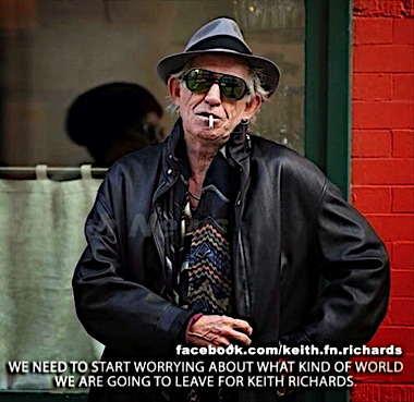 Keith Richards World