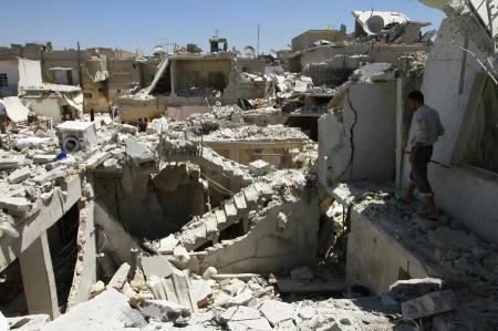 Stairway to Aleppo Original