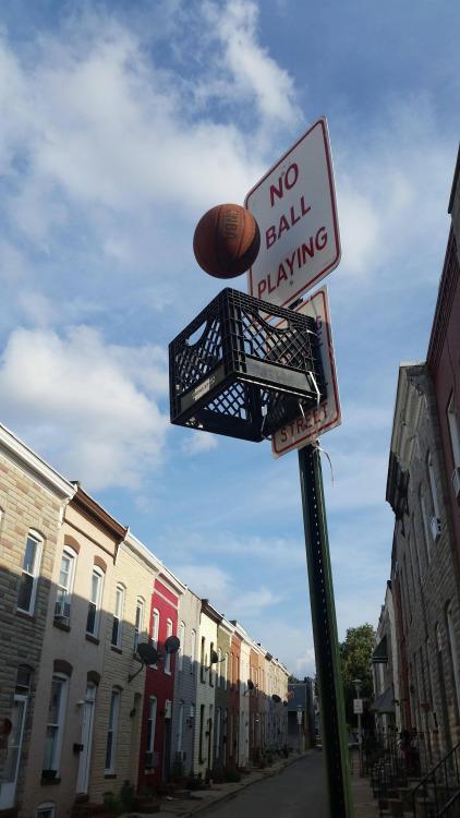 No Ball Court