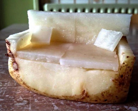 Potato Couch