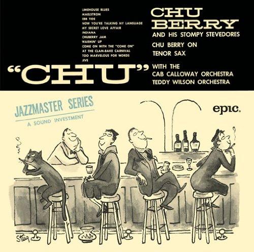 Chu Berry Album Cover CHU