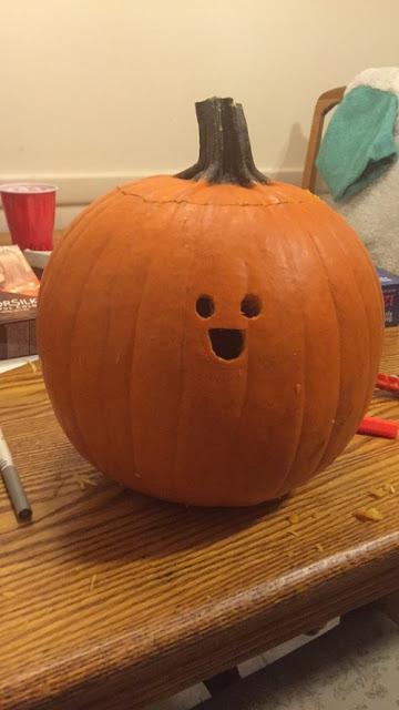 Ken Nordine's Pumpkin