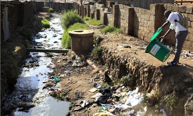 Kenya Goes Green