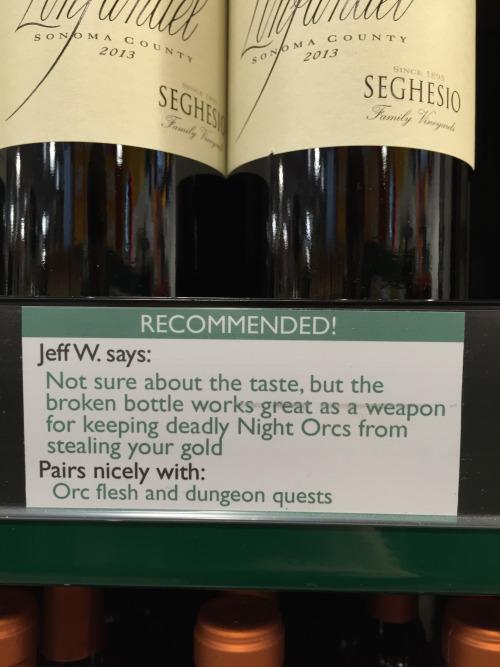 Wine Bombing 4