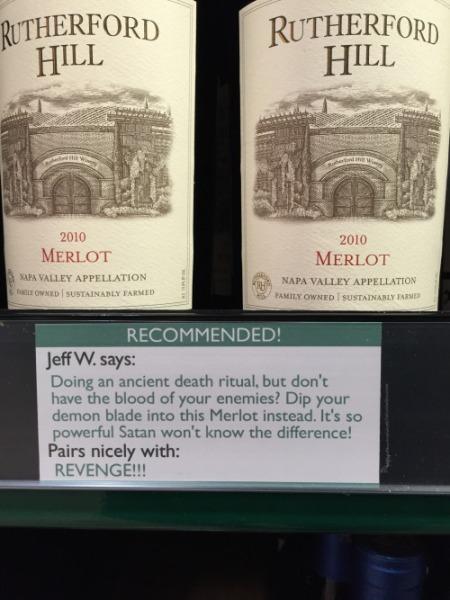Wine Bombing 7