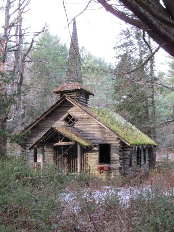 Abandoned Church 5