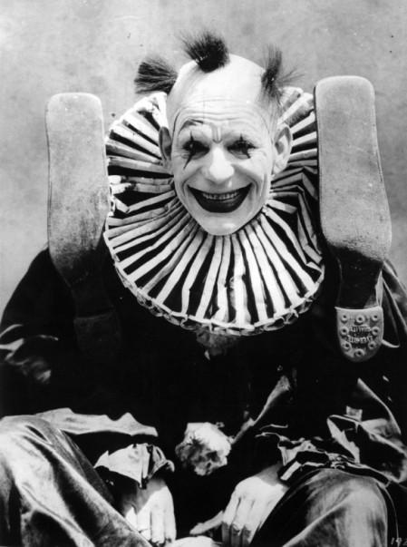 Clowns Are Not Creepy