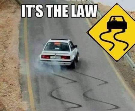 Its The Law