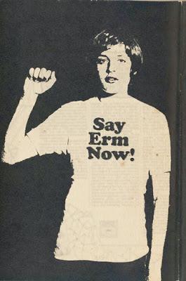 Say Erm Now