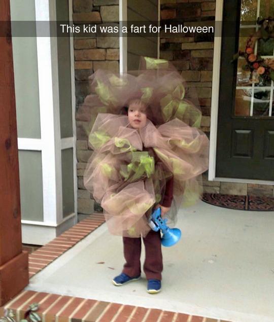 Halloween Fart