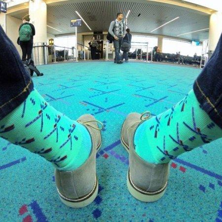 Invisibility Socks