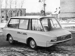 1964 Soviet Taxi Prototype 1