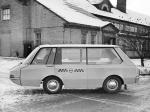 1964 Soviet Taxi Prototype 6