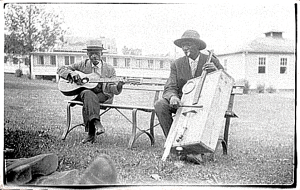 Cigar Box Bass