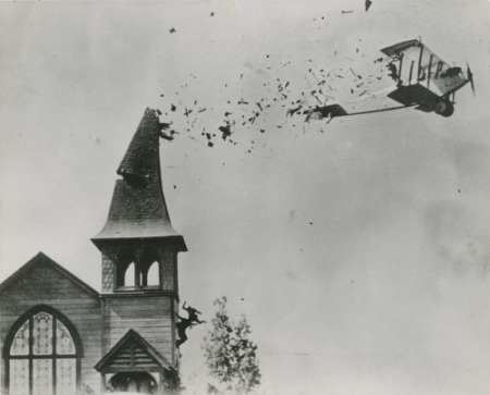Steeple Crash