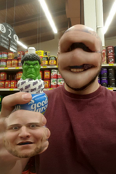 Face Swap Win