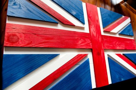 UK-Flag-Wooden