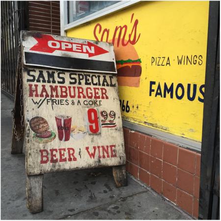 Sam's Special