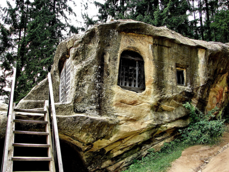Daniil Sihastrul House of Rock 2
