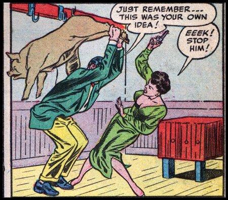 Pig Flogging