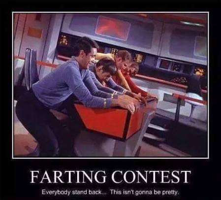 Star Trek Farts