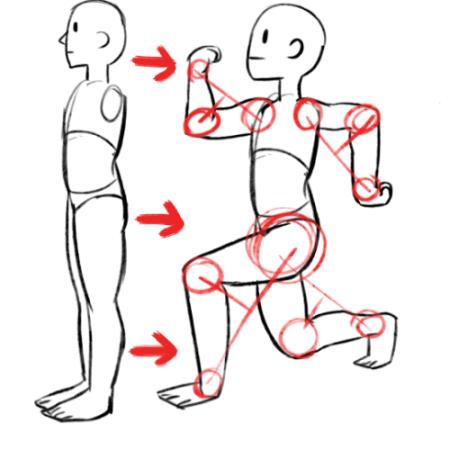 Elbow Sketch 2