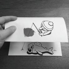 paper-art-2-ice-fishing