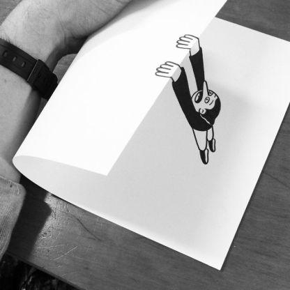 paper-art-3-cliff-hanger