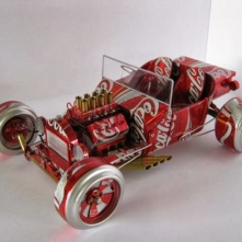 TIN CAN CARS 1A
