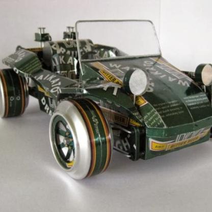 TIN CAN CARS 5A