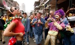 Mardi Gras Flasher 3