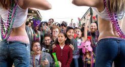 Mardi Gras Flasher 4