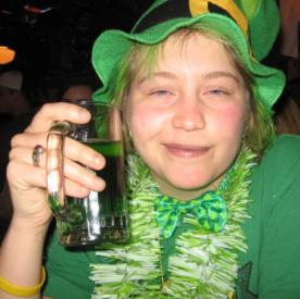(1) St.Patrick's Day