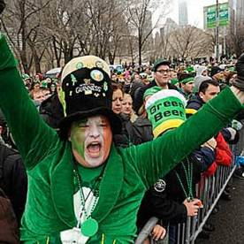 (10) St. Patrick's Day