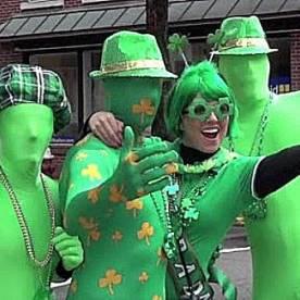 (3) St. Patrick's Day