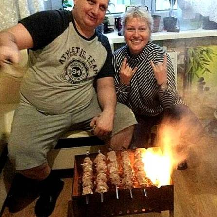 Russian Quarantine BBQ 1