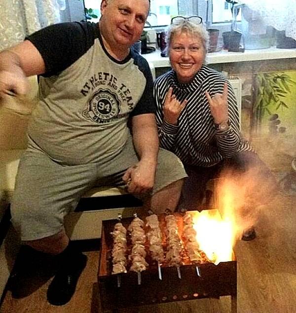 Russian Quarantine BBQ 1