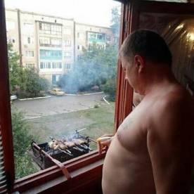 Russian Quarantine BBQ 5