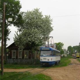 Russian Trolley 1
