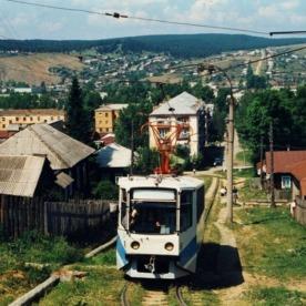 Russian Trolley 11
