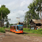 Russian Trolley 13