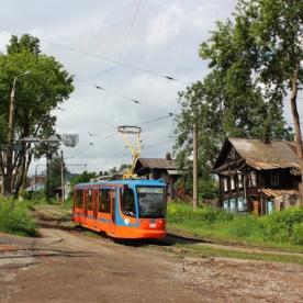 Russian Trolley 13