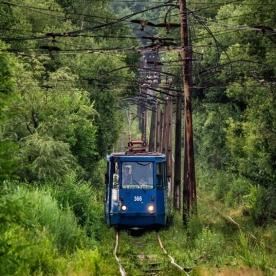 Russian Trolley 2