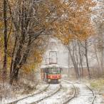 Russian Trolley 3