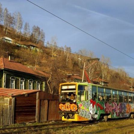 Russian Trolley 5