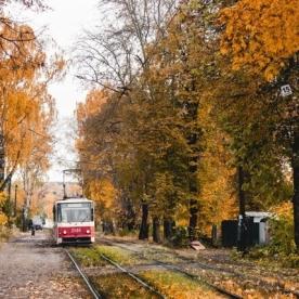 Russian Trolley 7